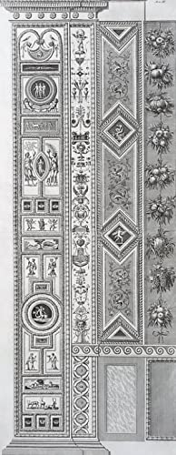 Ornamentika . - Pilaster - Teil 2,