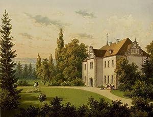 "Hackpfüffel (Brücken-Hackpfüffel). - Schloss. - Duncker. - ""Hackpfüffel&..."