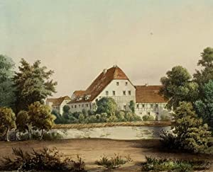 "Casabra (Naundorf). - Gutshof. - Poenicke. - ""Cassabra""."