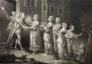 """Enzensberger, Johann Baptist. - """"Die Wächterinnen des Lichts""""."""