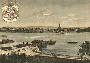 "Neuwied. - ""Neuwied am Rhein""."