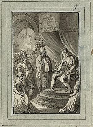 "Schubert, Johann David. - ""Almanachvorzeichnungen""."
