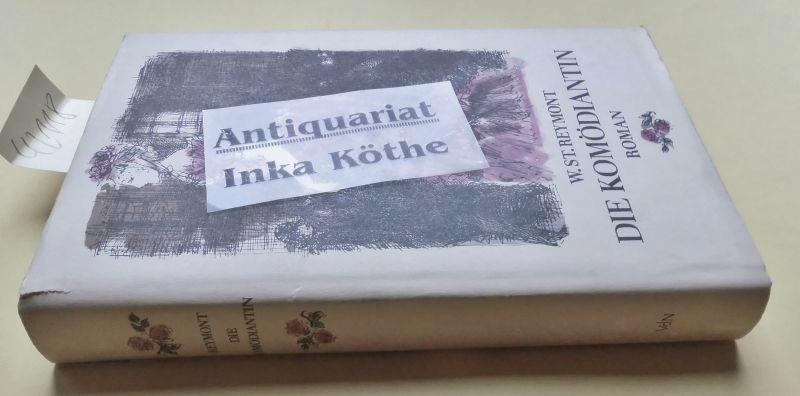 Die Komödiantin - Roman - Illustrationen von: Reymont, Wladyslaw Stanislaw: