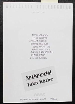 Skulptur - Werkstatt Kollerschlag präsentiert : Katalog: Rathgeber, Michaela und