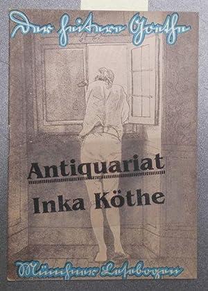 Der heitere Goethe - Münchner Lesebogen : Goethe, Johann Wolfgang