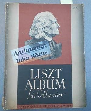 Liszt-Album - für Klavier - Bosworth Edition: Liszt, Franz und