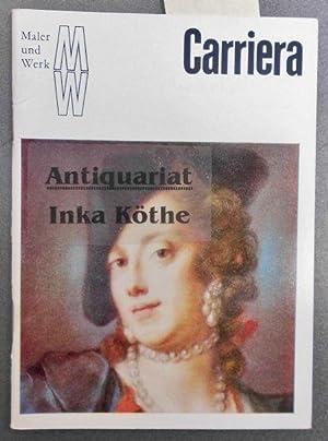 Rosalba Carriera - Maler und Werk -: Walther, Angelo und