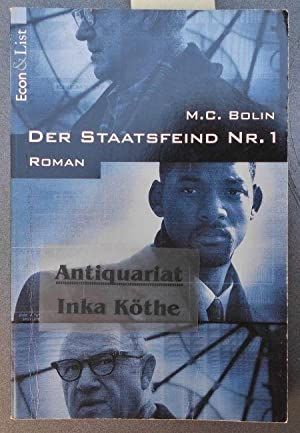 Staatsfeind Nr. 1 : Roman - [Based on the screenplay written by David Marconi . / Econ & List ; 2...