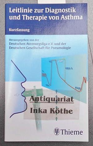 Leitlinie zur Diagnostik und Therapie von Asthma: Kardos, Peter (Bearb.):