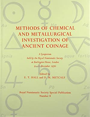METHODS OF CHEMICAL AND METALLURGICAL INVESTIGATION OF: Hall, E.T., and