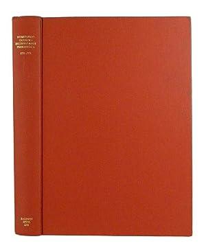 NUMISMATIC GUIDE TO BRITISH & IRISH PERIODICALS,: Manville, Harrington E.