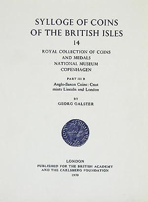 SYLLOGE OF COINS OF THE BRITISH ISLES.: Sylloge of Coins