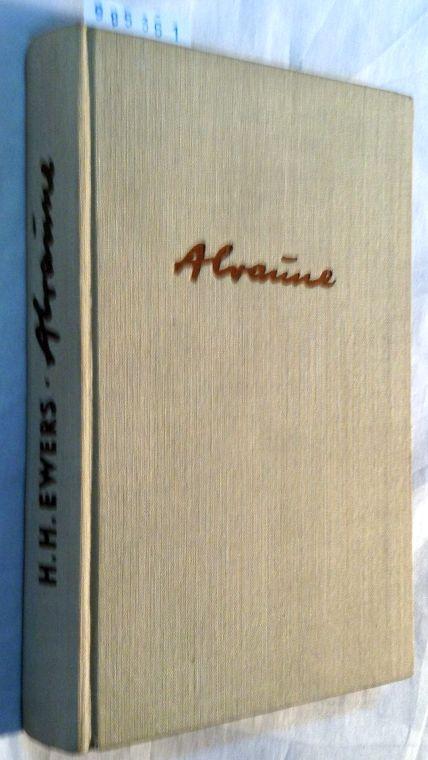 Alraune: Ewers, Hanns Heinz: