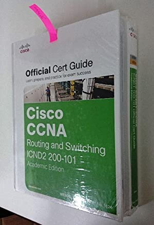 cisco ccna routing and switching 200 120 official cert guide library rh abebooks com ccna r&s 200-120 official cert guide ccna r&s 200-120 official cert guide