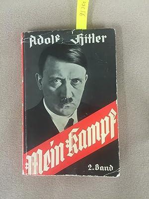Mein Kampf 2. Band (Broschiert): Hitler, Adolf: