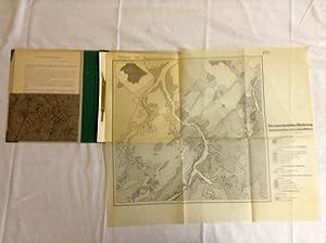 Kartenserie zu dem vergriffenen Buche Die Landschaft: Schwickerath, Mathias:
