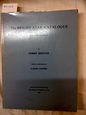 The Bright Star Catalogue