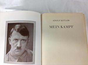 Mein Kampf (Zwei Bände in einem Band: Hitler, Adolf: