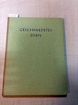 Geschmiedetes Eisen: Kühn, Fritz: