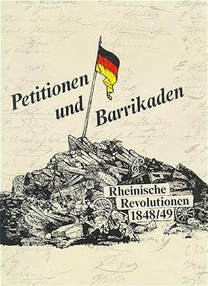 Petitionen und Barrikaden. Rheinische Revolutionen 1848/49: Dascher, Ottfried und