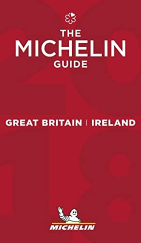 Michelin Great Britain & Ireland 2018 Hotels & Restaurants