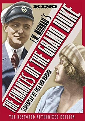 Finances Of The Grand Duke (Silent) [DVD]: Murnau, F. W.:
