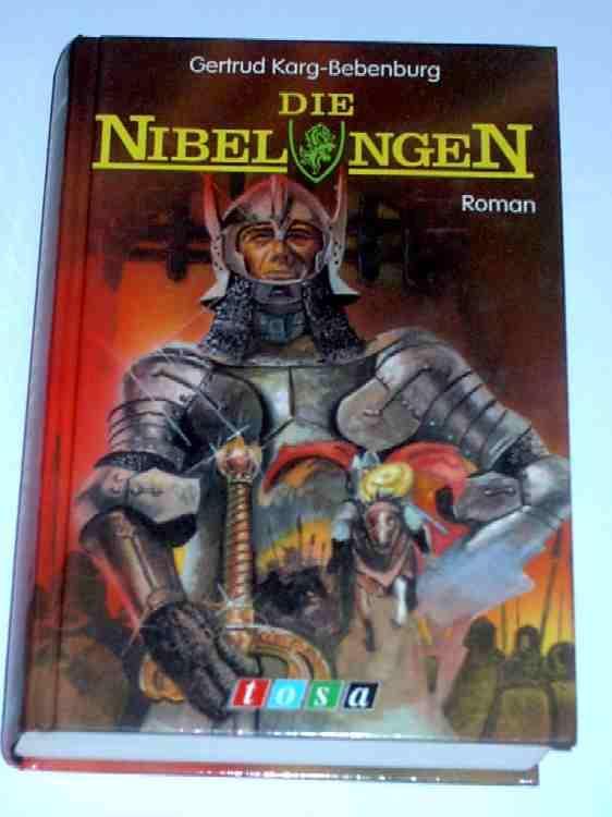Die Nibelungen: Karg-Bebenburg Gertrud