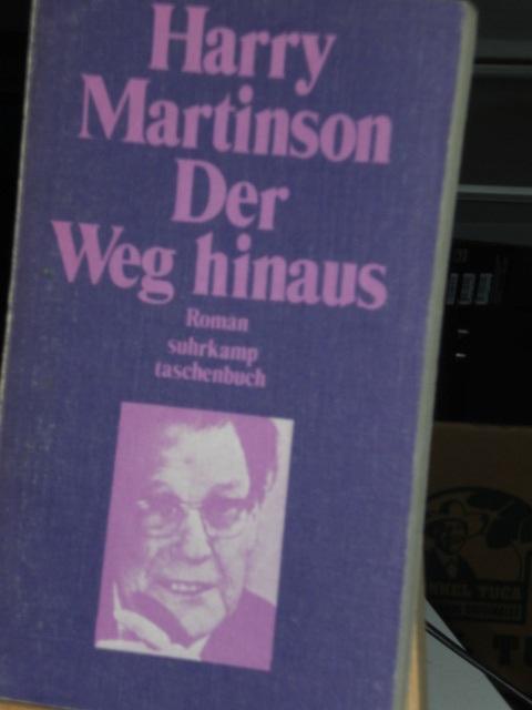 Der Weg hinaus: Martinson Harry