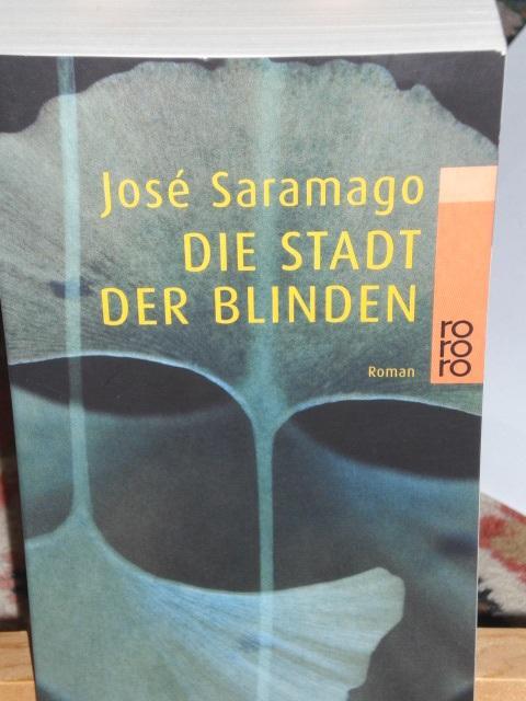 Die Stadt der Blinden: Saramago Jose