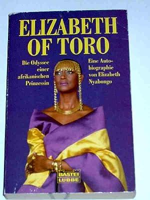 Elizabeth of Toro, Die Odyssee einer afrikanischen: Nyabongo Elizabeth
