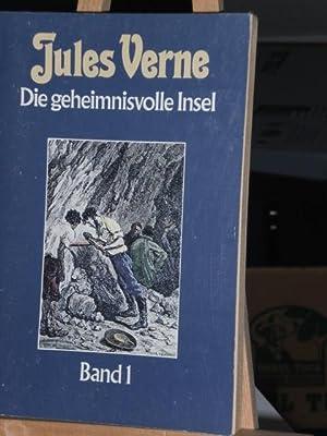 die geheimnisvolle insel band 1 von verne jules pawlak berlin herrsching 1984 9783822410141. Black Bedroom Furniture Sets. Home Design Ideas