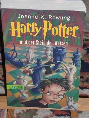 Harry Potter und der Stein der Weisen: Rowling Joanne K.