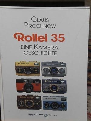 Rollei 35, eine Kamera-Geschichte: Prochnow Claus