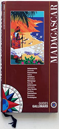MADAGASCAR Guides Gallimard