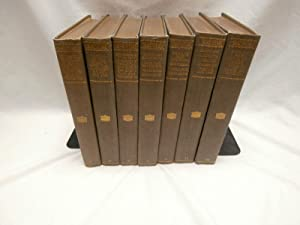 Complete Works of Shakespeare (Seven Volumes) I,III,IV,V,VI,VII,VIII: William Shakespeare