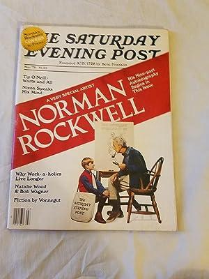 Saturday Evening Post March 1979 Kurt Vonnegut,