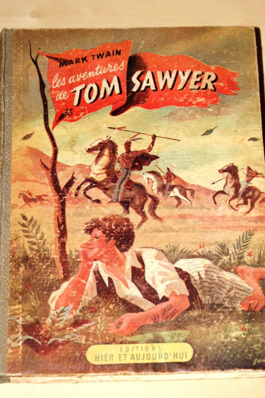Les aventures de Tom Sawyer de TWAIN Mark