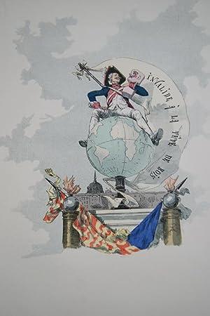 HISTOIRE DE L'INVALIDE A LA TETE DE BOIS: Eugène Mouton