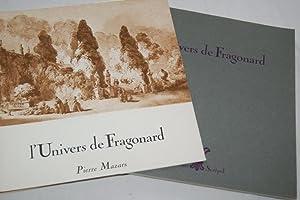 L'UNIVERS DE FRAGONARD-LES CARNETS DE DESSINS: Pierre Mazars