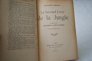 LE SECOND LIVRE DE LA JUNGLE: Rudyard KIPLING