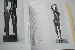 MAURO CORDA SCULPTURES ET DESSINS - Catalogue