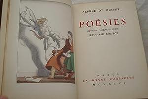 POESIES: Alfred de MUSSET