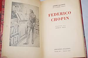 FEDERICO CHOPIN: André Maurois
