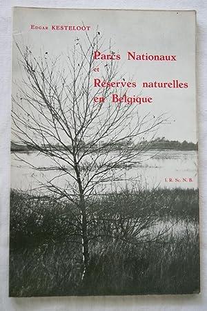 PARCS NATIONAUX ET RESERVES NATURELLES EN BELGIQUE: Edgar KESTELOOT