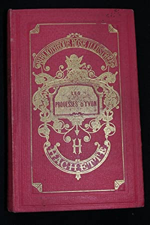 LES PROUESSES D'YVON Bibliothèque Rose Illustrée: Mary NICOLLET