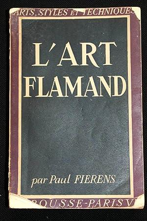 L'ART FLAMAND: Paul FIERENS