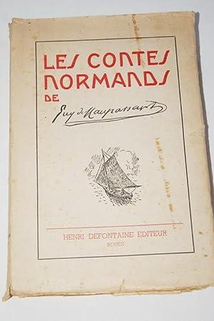 LES CONTES NORMANDS: Guy de Maupassant
