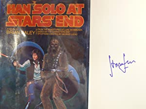 HAN SOLO AT STAR'S END: SIGNED BY HARRISON FORD