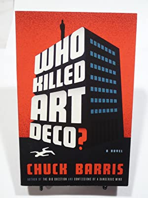 Who Killed Art Deco?**SIGNED**