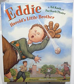 Eddie: Harold's Little Brother**SIGNED**